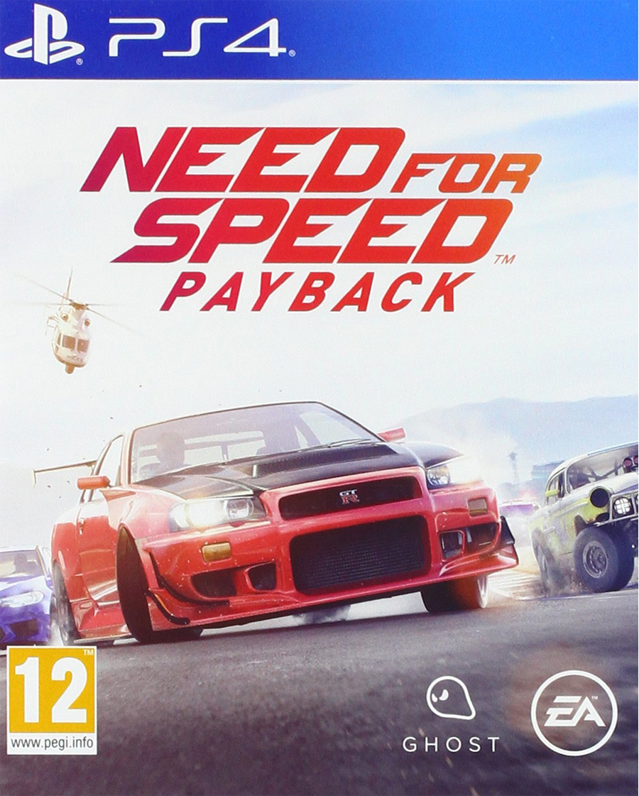Comprar Need for Speed Payback PS4 Digital Argentina